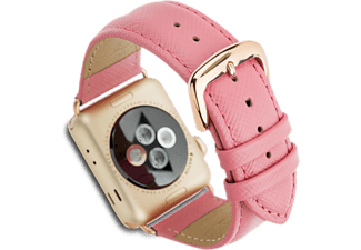 DBRAMANTE1928 MADRID WATCH STRAP 38MM - LADY PINK