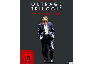 Outrage 1-3 (3-Disc Digipak) - (Blu-ray)