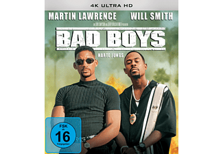Bad Boys - Harte Jungs - (4K Ultra HD Blu-ray)