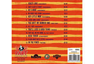 The Booze Bombs - Crazy Love [CD]
