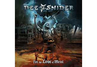 Dee Snider - For The Love Of Metal - (Vinyl)