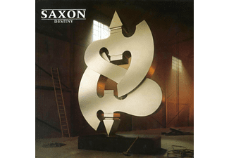 Saxon - Destiny (Deluxe Edition) - (CD)