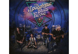 The Apocalypse Blues Revue - The Shape Of Blues To Come (180 Gr.LP+MP3) - (LP + Download)