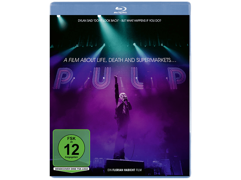 Pulp - A Film About Life, Death and Supermarkets [Blu-ray]