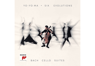 Yo-Yo Ma - SIX EVOLUTIONS-BACH - CELLO SUITES - (CD)