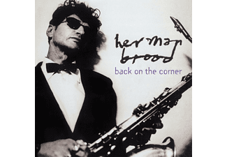 Herman Brood - Back On The Corner (Ltd. Transparente Vinyl LP) - (Vinyl)