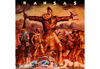 Kansas - Kansas (Ltd. Coloured Vinyl LP) - (Vinyl)
