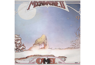 Camel - Moonmadness (ltd silberfarbenes Vinyl) - (Vinyl)