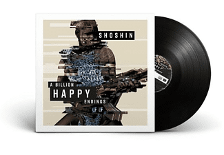 Shoshin - A BILLION HAPPY ENDINGS - (Vinyl)