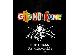 Gizmodrome - Riff Tricks-The Instrumentals Vol.1 - (CD)