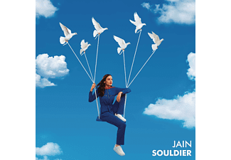 Jain - Souldier - (CD)