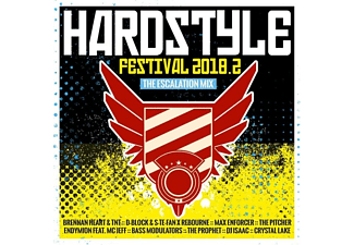 VARIOUS - Hardstyle Festival 2018.2-The Escalation Mix - (CD)