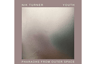 Nik Turner, Youth - Pharaohs From Outer Space (Silver Coloured LP) [Vinyl]
