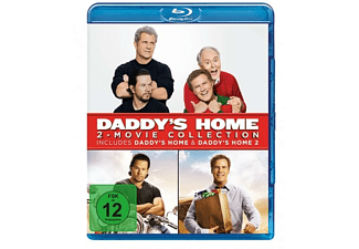 Daddy's Home 1+2 - (Blu-ray)