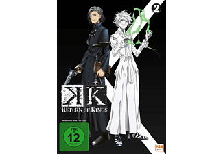 K - Return of Kings - Vol. 2 - (DVD)