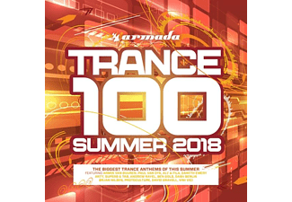 VARIOUS - TRANCE 100-SUMMER 2018 - (CD)