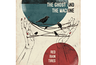The Ghost And The Machine - Red Rain Tires [CD]