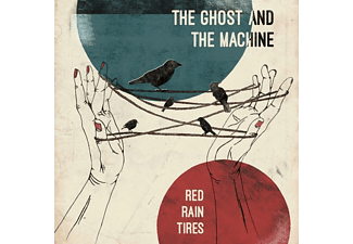 The Ghost And The Machine - RED RAIN TIRES (180G+MP3) - (LP + Download)