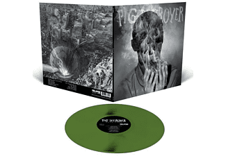 Pig Destroyer - Head Cage (Ltd.Swamp Green Gatefold LP+MP3) - (LP + Download)