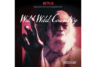 Brocker Way - WILD WILD COUNTRY (LIMITED COLORED EDITION) - (LP + Download)