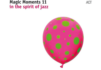 VARIOUS - MAGIC MOMENTS 11-IN THE SPIRIT OF JAZZ - (CD)