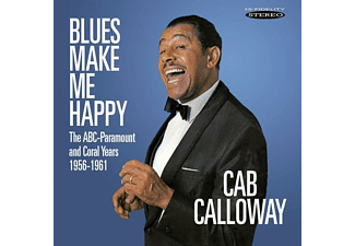 Cab Calloway - Blues Make Me Happy: The Abc-Paramount And Coral Y - (CD)