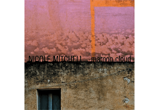 Nicole Mitchell - MAROON CLOUD - (CD)