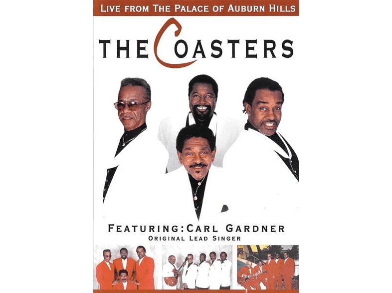 The Coasters - Live From The Palace Of Auburn Hills [CD]