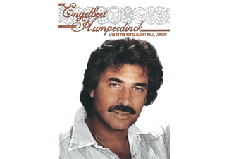 Engelbert Humperdinck - LIVE AT THE ROYAL ALBERT HALL LONDON - (CD)