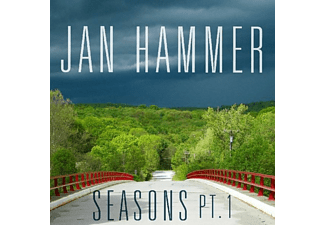 Jan Hammer - Seasons Pt.1 - (CD)