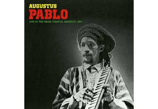 Augustus Pablo - Live At The Greek Theater - (Vinyl)