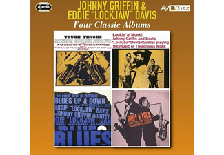 "Griffin, Johnny / Davis, Eddie ""Lockjaw"" - Four Classic Albums - (CD)"