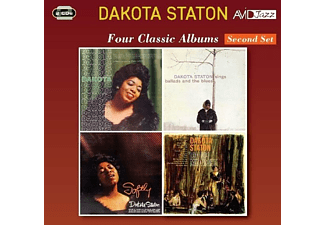 Dakota Staton - Four Classic Albums - (CD)
