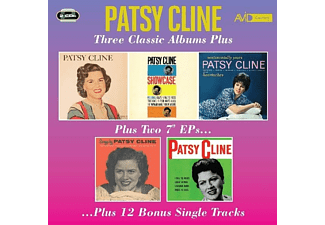 Patsy Cline - Three Classic Albums - (CD)