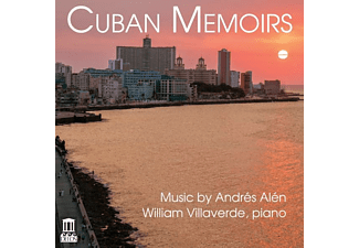William Villaverde - Cuban Memoirs - (CD)