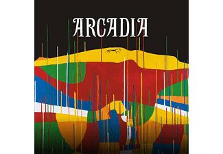Adrian Utley, Will Gregory - Arcadia (OST) (LP+MP3) - (LP + Download)