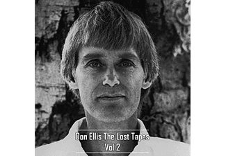Don Ellis - The Lost Tapes Vol.2 - (CD)