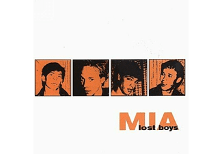 M.I.A. - Lost Boys - (CD)