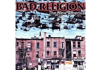 Bad Religion - The New America-Remastered - (Vinyl)