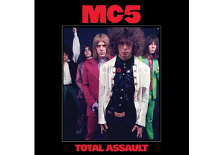 MC5 - Total Assault:50th Anniversary Collection LP