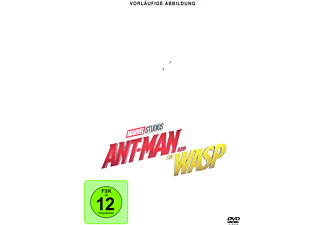 ANT-MAN AND THE WASP - (DVD)