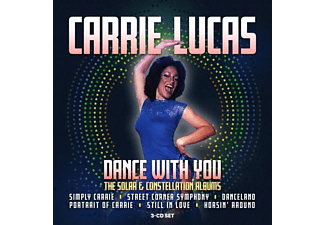 Carrie Lucas - DANCE WITH YOU (BOXET) - (CD)