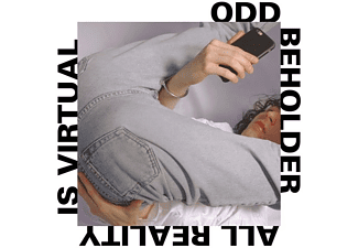 Odd Beholder - ALL REALITY IS VIRTUAL - (CD)
