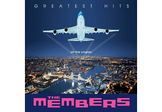 Members - Greatest Hits (blaues Vinyl) - (Vinyl)