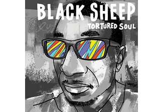 Black Sheep - Tortured Soul - (CD)