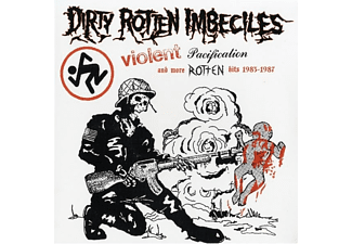 D.R.I - Violent Pacification And More Rotten Hits 1983-87 - (Vinyl)