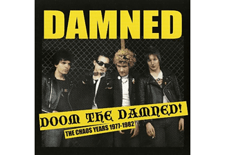 The Damned - Doom The Damned! The Chaos Years 1977-1982 - (Vinyl)