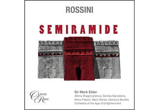 Orchestra Of The Age Of Enlightment - Semiramide - (CD)
