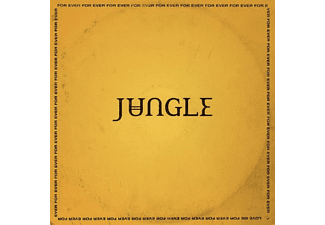 Jungle - For Ever - (Vinyl)