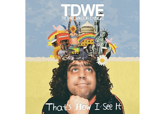 The Daniel Wakeford Experience - That's How I See It - (CD)
